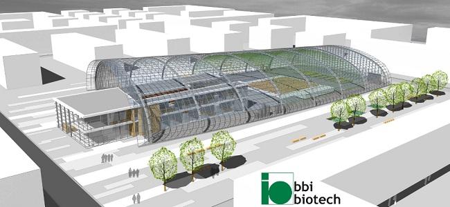 Projektenwicklung Algenfassade