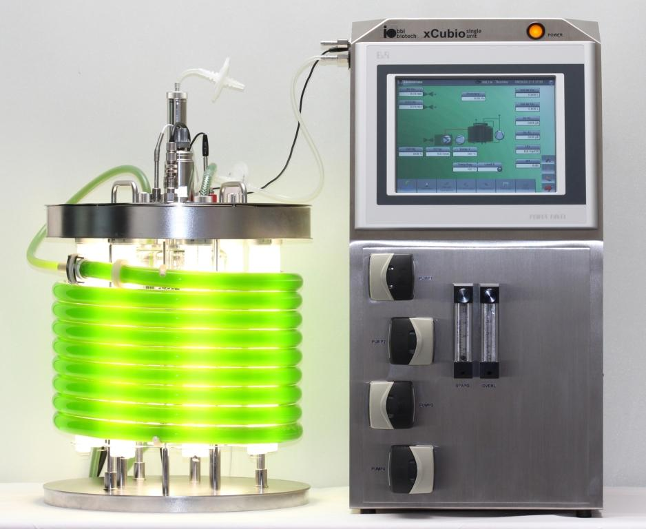 Photobioreactor Design Type for Microalgae Production at lab scale