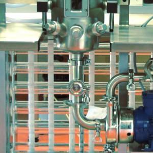 Photobioreactor Algae bbi-biotech